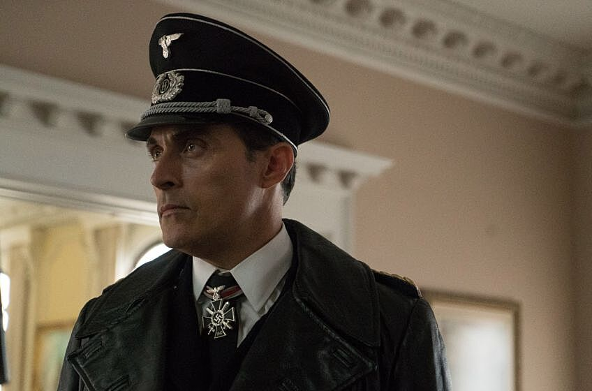 Burning Series Man In The High Castle