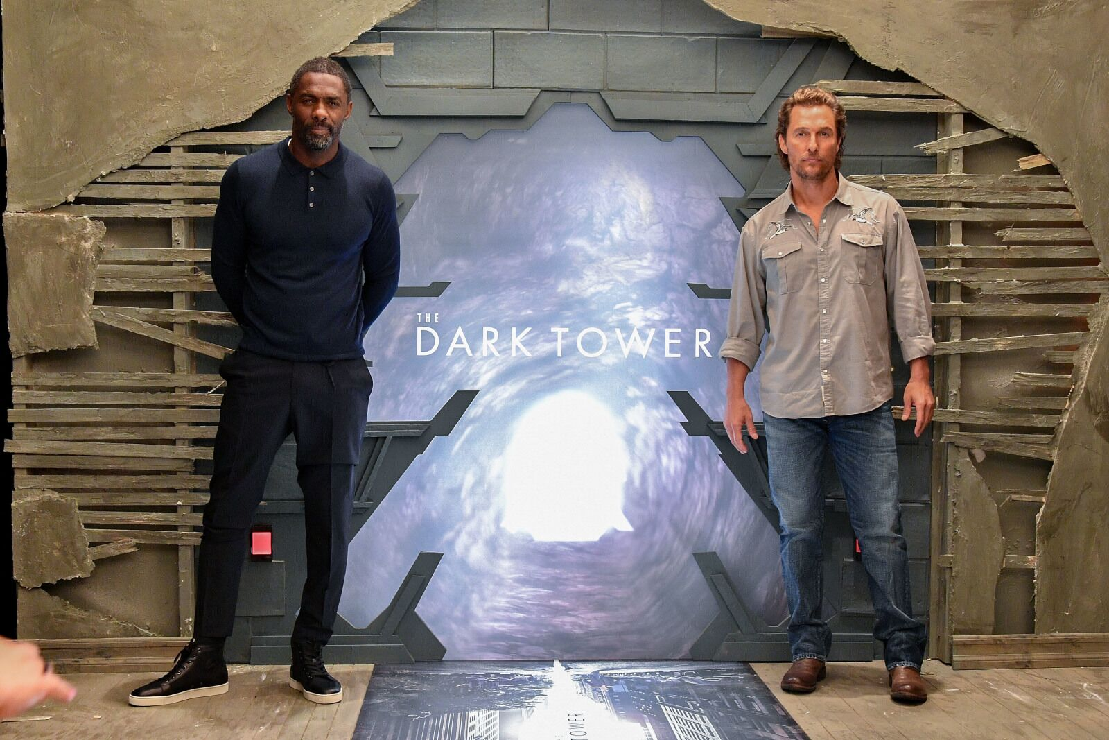 What should we expect from The Dark Tower series?