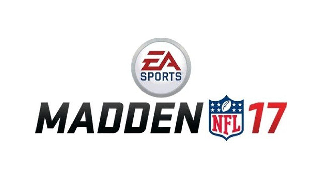 Madden 17 NFL Logo, madden 17 nfl week simulation