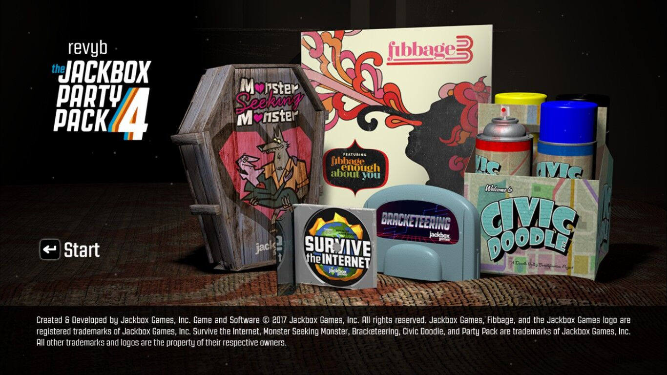 Jackbox Party Pack 4 review: Party quirks