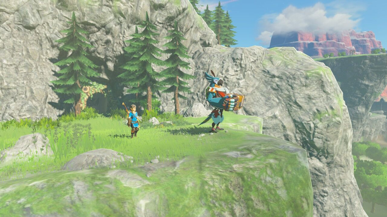 Breath of the Wild: The Champions' Ballad review – Coda to the finale