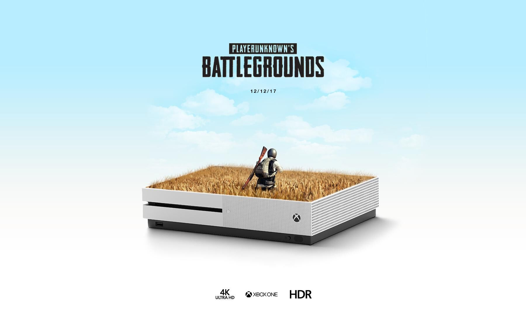 PUBG Xbox One advertising art pulled after allegedly stolen