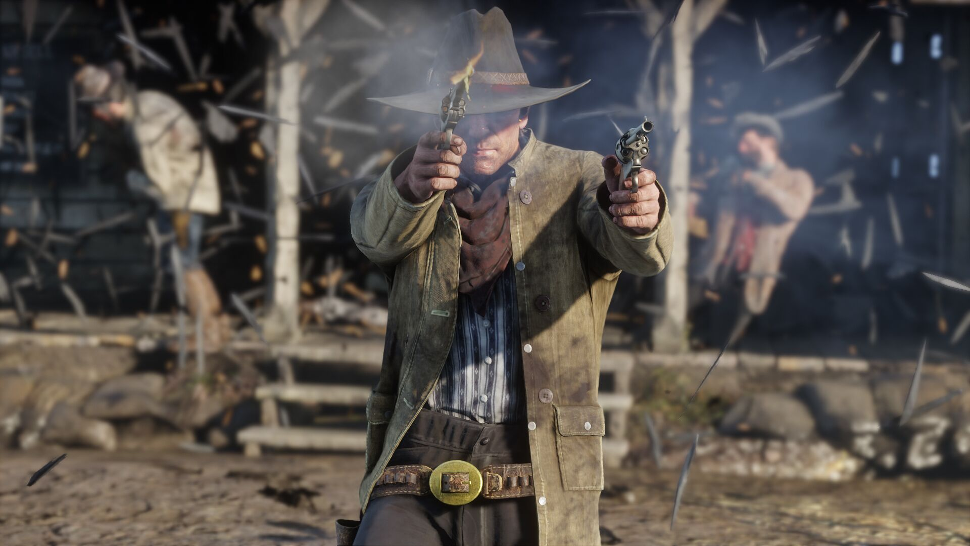 Red Dead Online: How does the Parley and Feud system work?