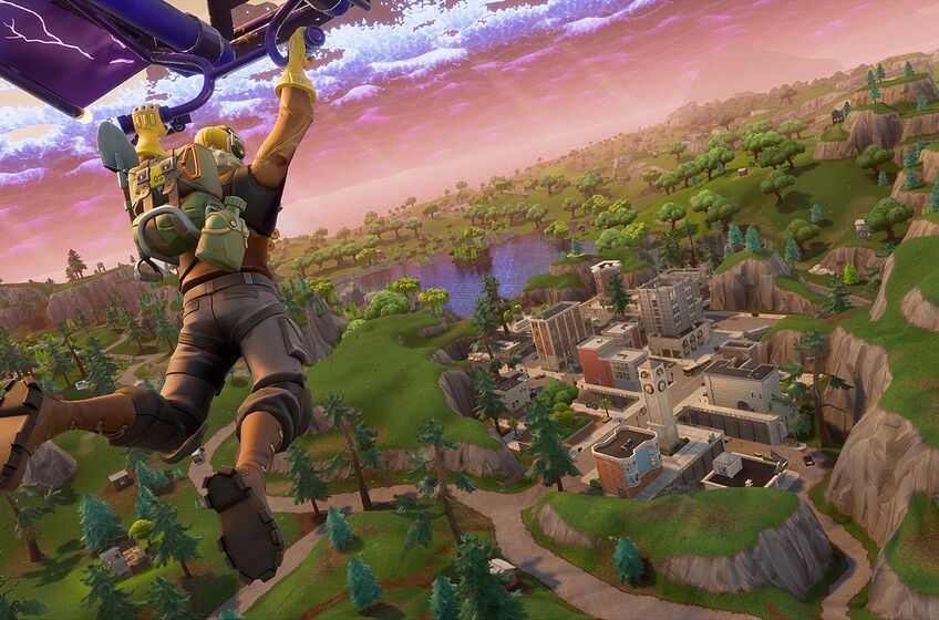 Fortnite Battle Royale: When will Epic Games add a second map?