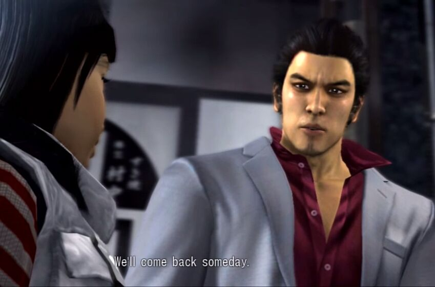 Yakuza 3, 4 and 5: Remastered Japanese franchise fights its way to PS4