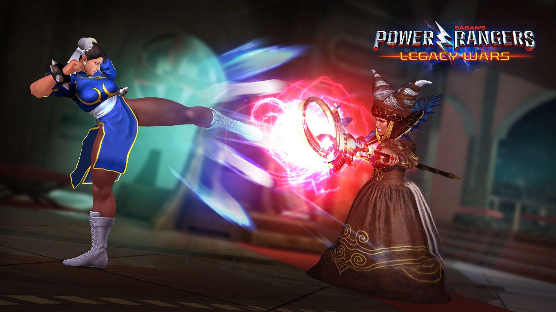 [7 Jogos Indispensáveis] - Android Power-Rangers-Legacy-Wars-ChunLi-vs.-Rita