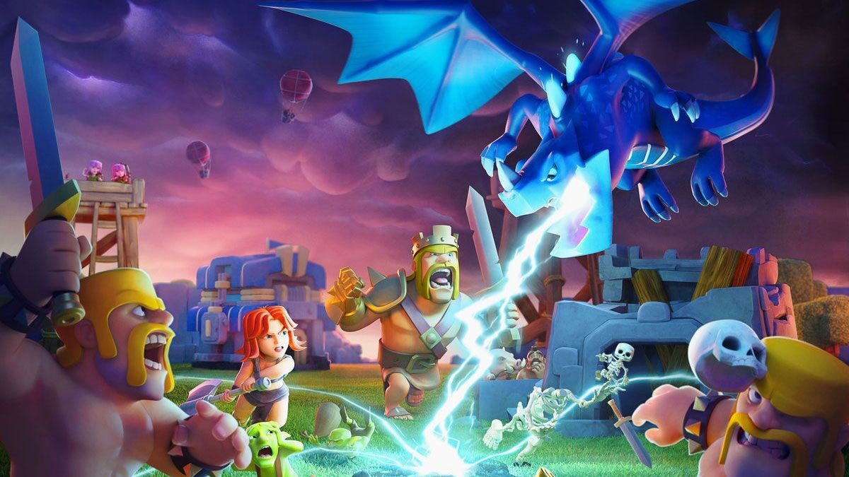 Clash of Clans - cover