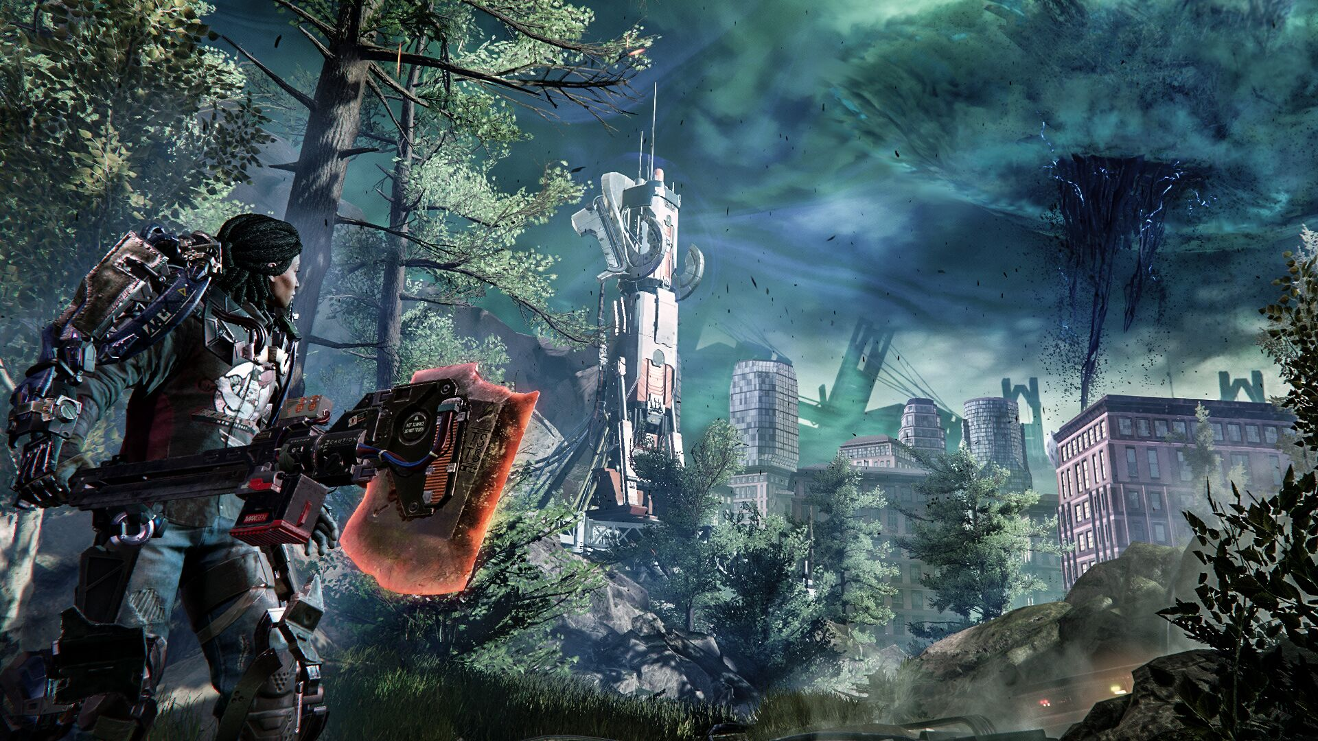 The Surge 2 surges towards September 24 release date