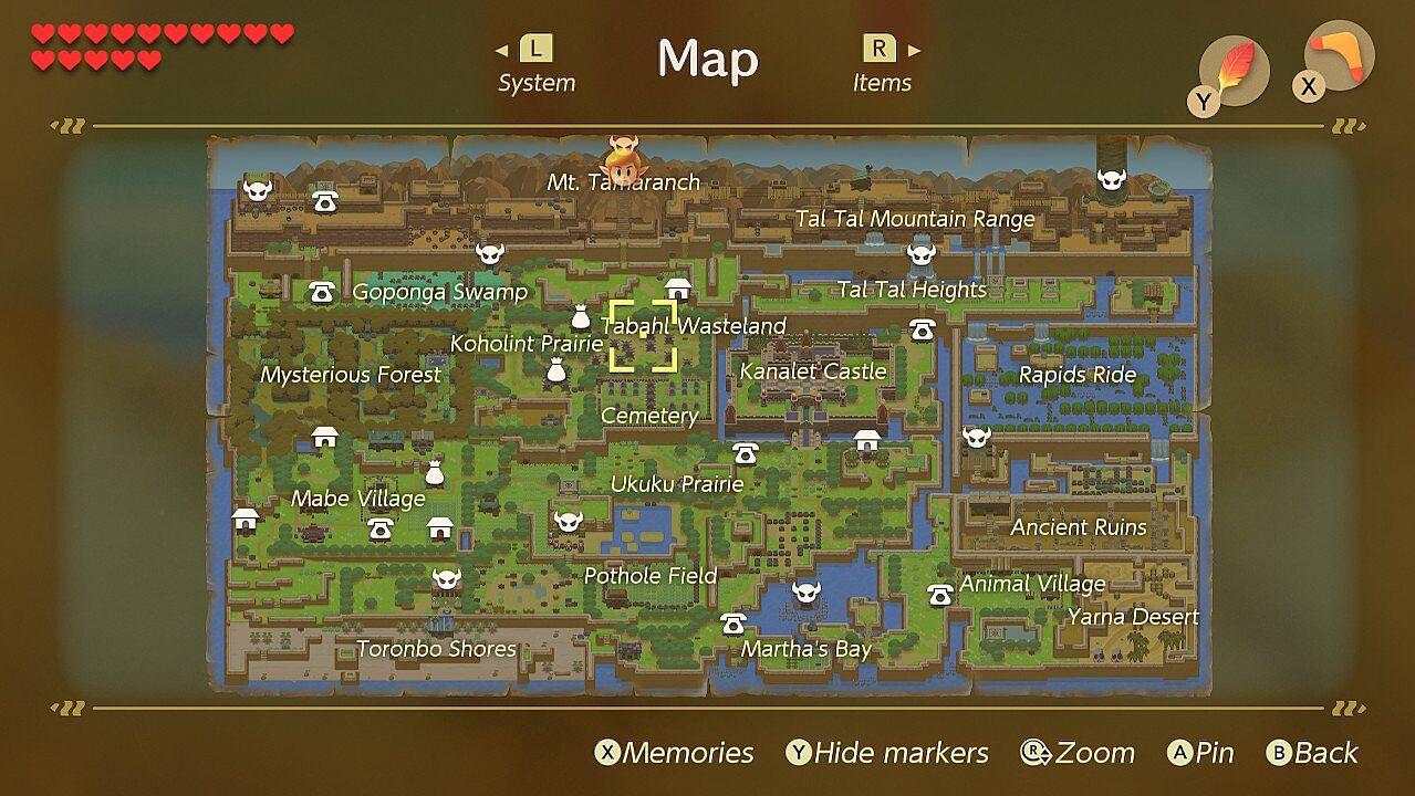 The Legend Of Zelda Link S Awakening Review When You Dream
