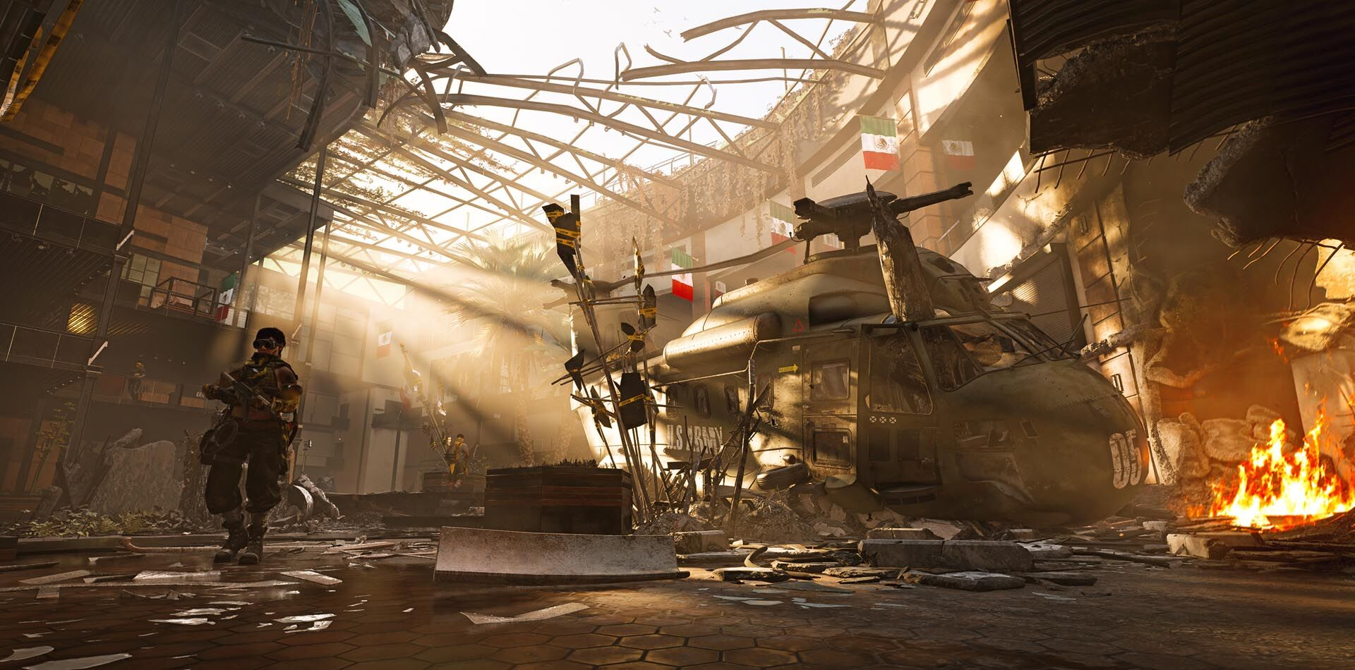 Division 2's Title Update 6 arrives next week with Episode 2 – Pentagon: The Last Castle