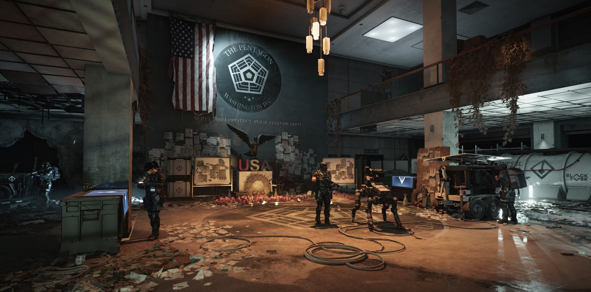 The Division 2 Title Update 6 patch notes arrive with Episode 2's Early Access release