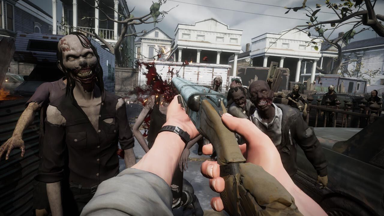 The Walking Dead: Saints and Sinners review: VR immersion done brilliantly - App Trigger