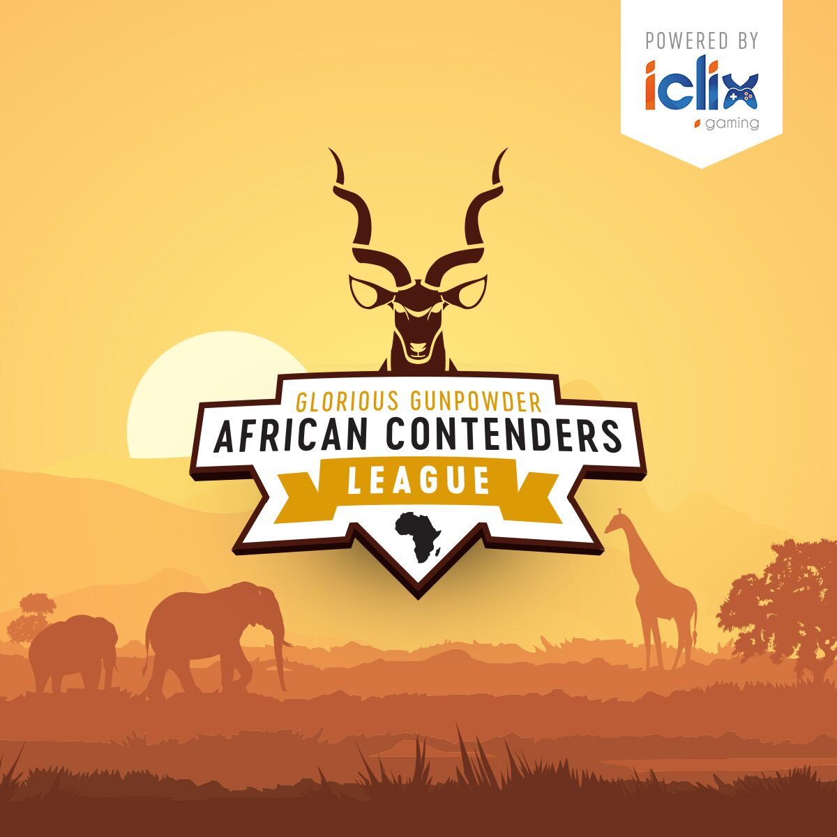 African PUBG teams compete in the Glorious Gunpowder African Contenders Finals this Saturday
