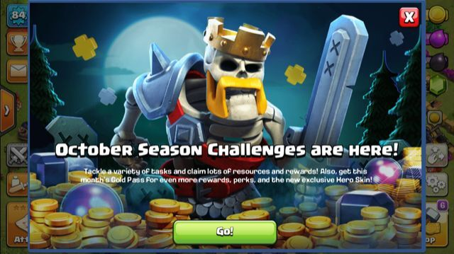 Clash of Clans October update: Is the Royal Ghost coming for Halloween?