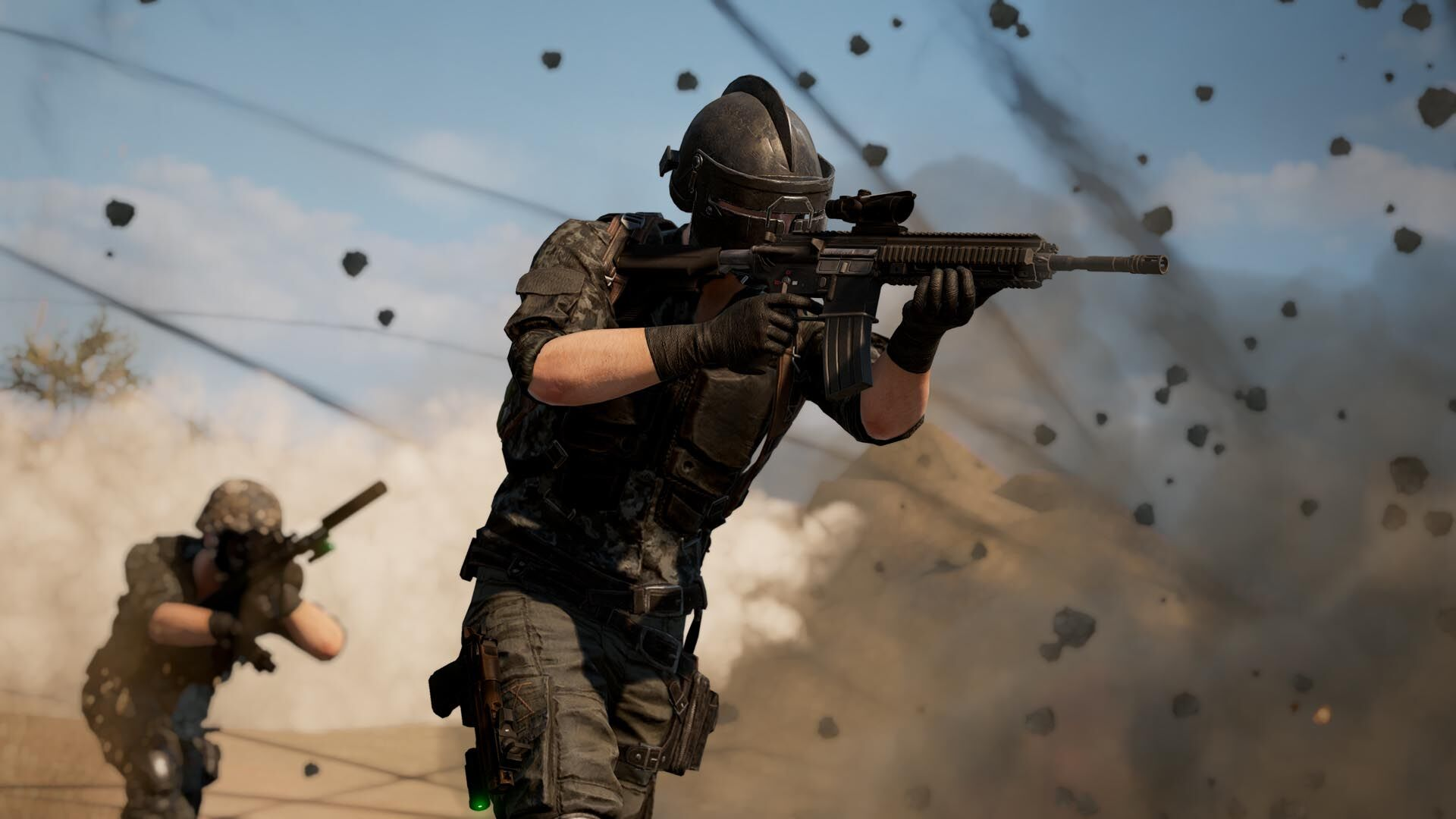 Exploring Karakin: PUBG's latest map loaded with new features