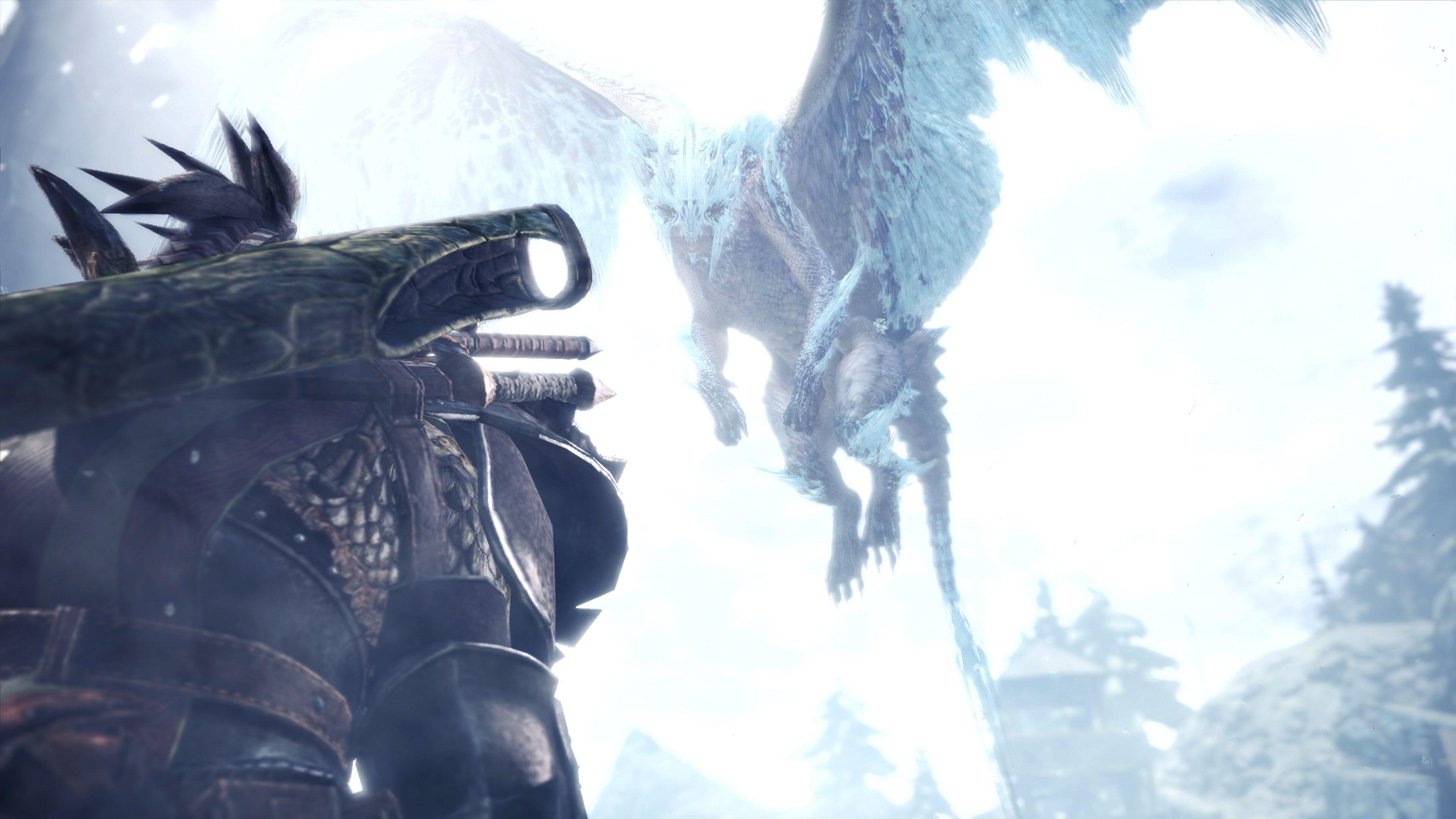 Monster Hunter World: Iceborne review: Flight of the Legiana