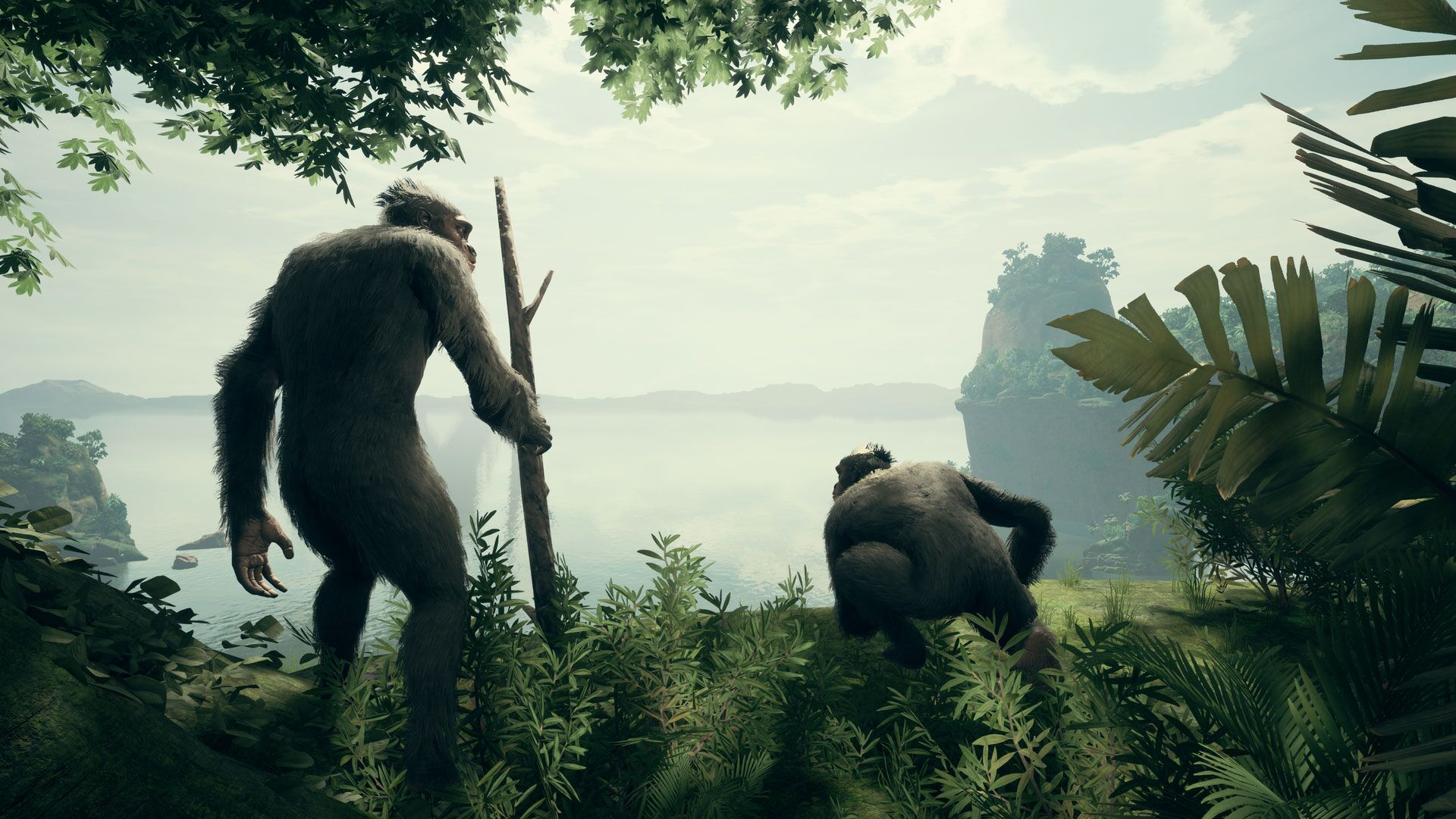 """Ancestors: The Humankind Odyssey review: """"There is grandeur in this view of life…"""""""