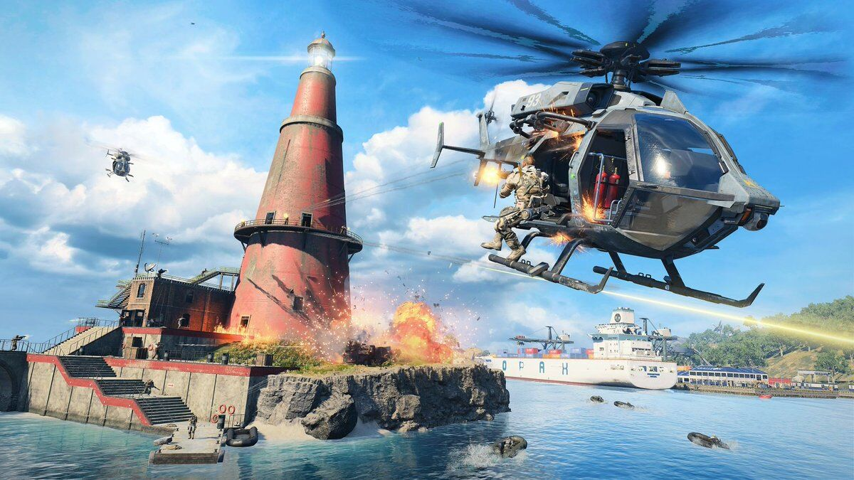 Call of Duty: Black Ops 4's Blackout is getting a free-to-play trial