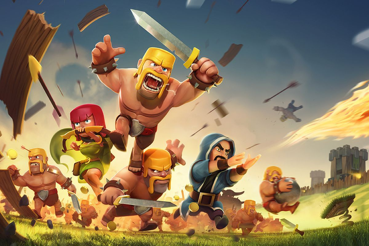 Clash of Clans Spring Update 2019 reduces building and training costs and duration