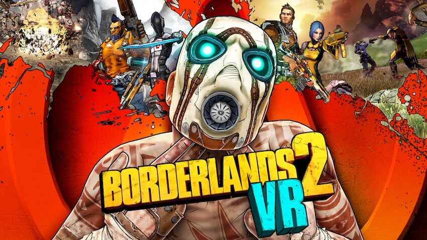 Borderlands 2 Vr Experience The Wild World Of Pandora On Playstation Vr