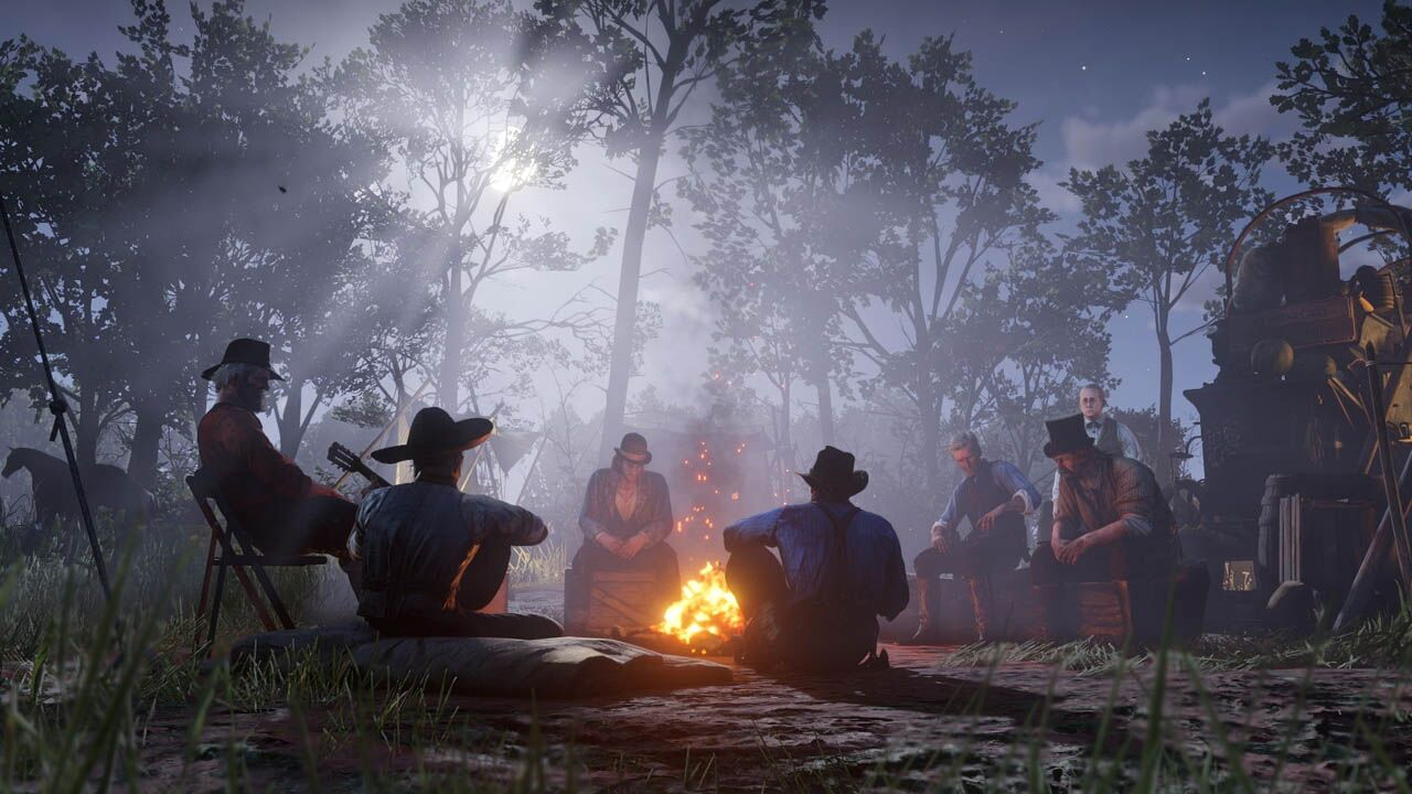 Red Dead Redemption 2 UFO mystery solved: How to find the alien ship