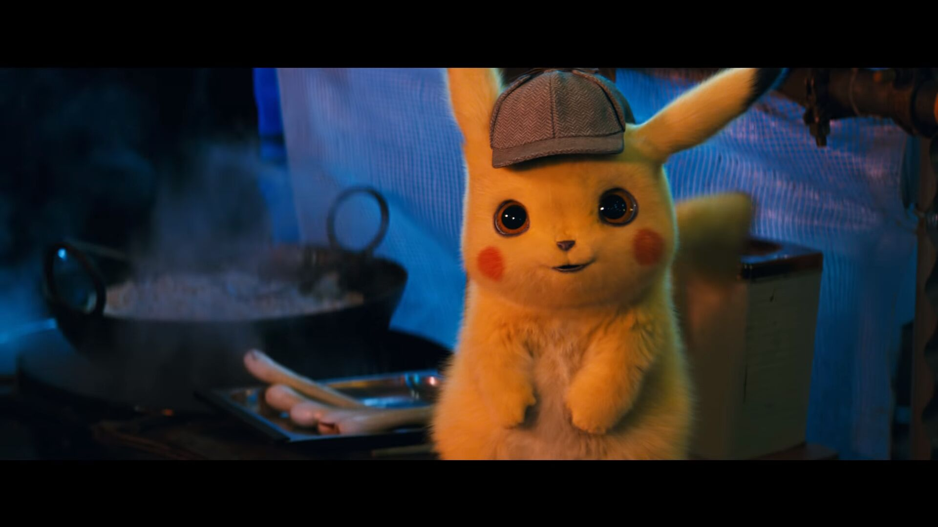 Detective Pikachu trailer hints at the wonderful world of pocket monsters