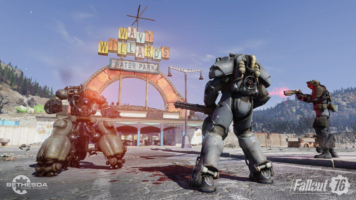 When we're human: Fallout 76 Wastelanders update delayed until 2020