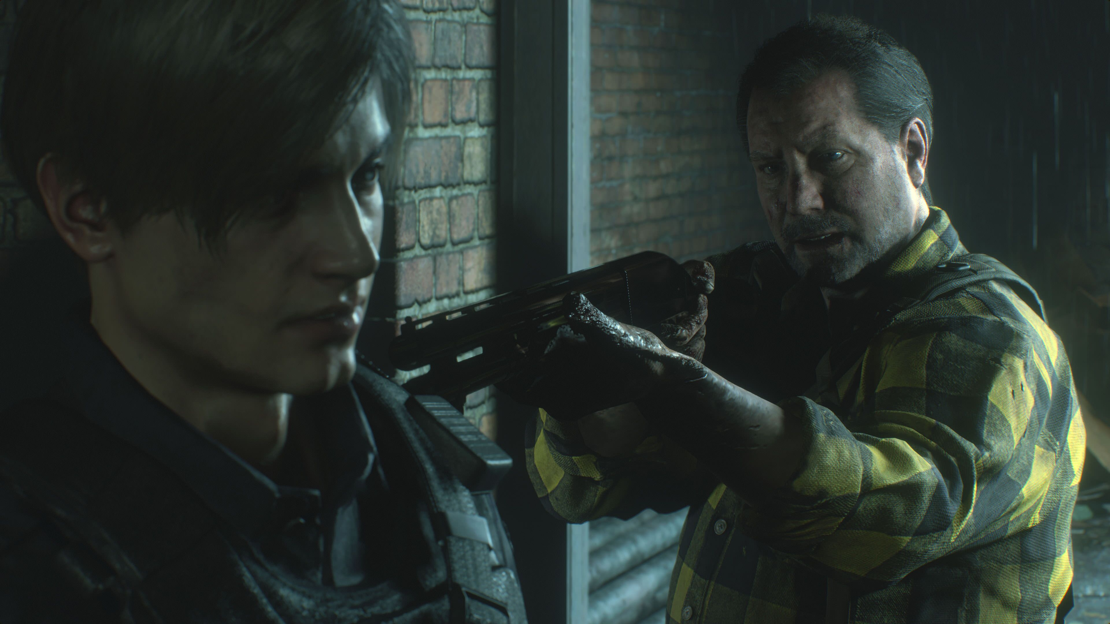 Resident Evil 2 demo confirms extra playable characters