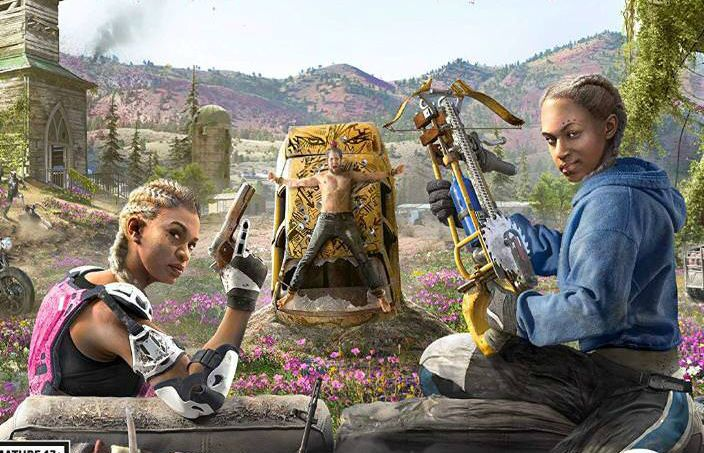 Nuclear seasons – Far Cry: New Dawn takes place after nuclear fallout