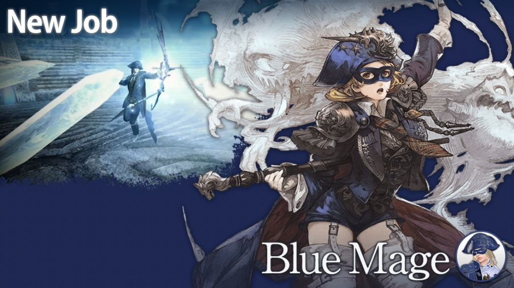 Final Fantasy XIV: Everything you need to know about the Blue Mage job