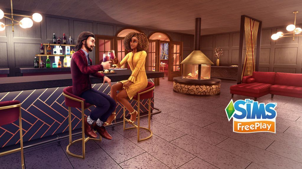 Excellent The Sims Freeplay Refined Romance Update Now Live Heres Download Free Architecture Designs Viewormadebymaigaardcom