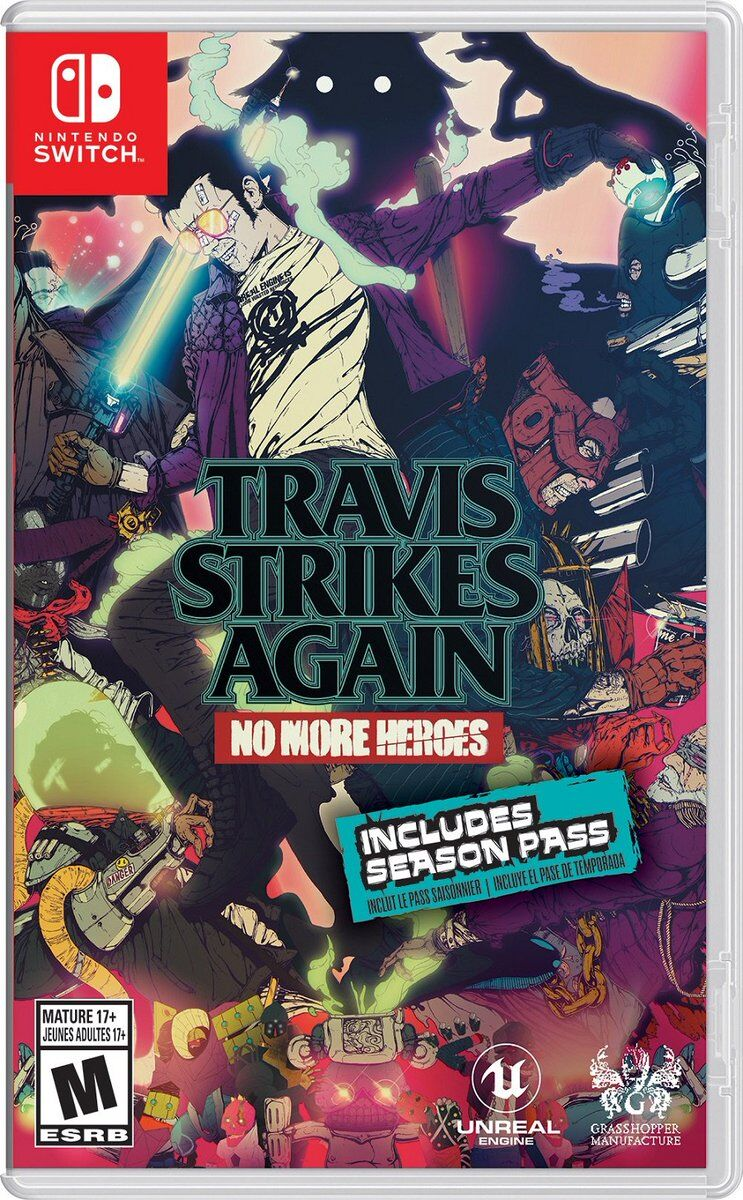 Travis Strikes Again: No More Heroes review - Kill your heroes