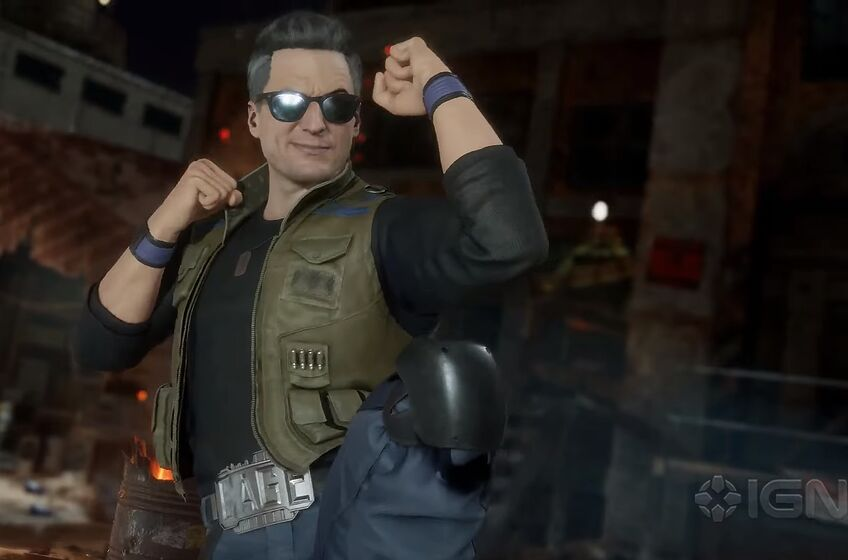 Mortal Kombat 11: Johnny Cage revealed in new trailer