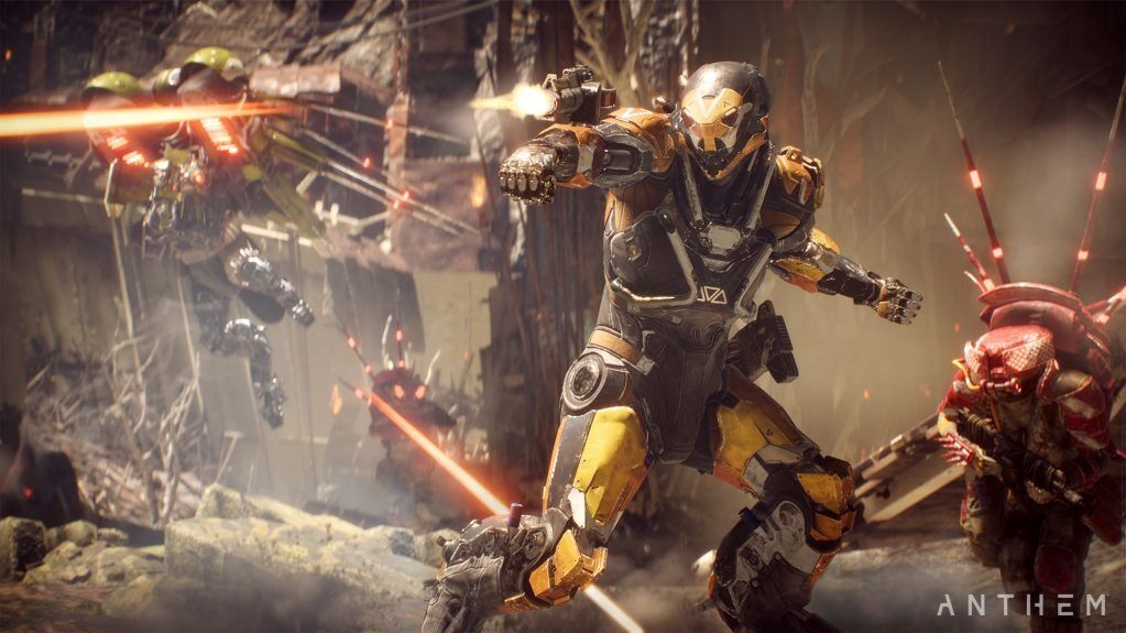 NPD: Anthem was the top-selling game of February 2019