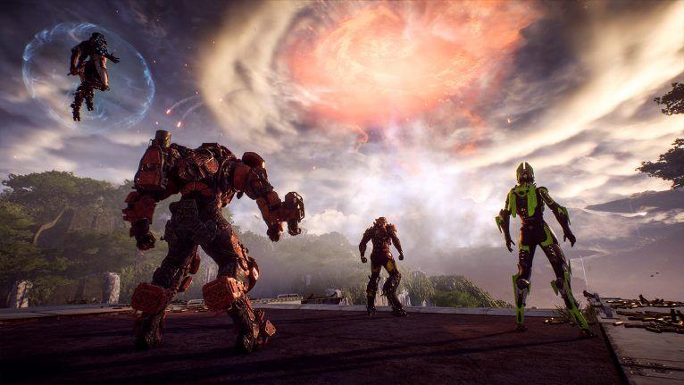 Anthemu2019s Cataclysm event delayed as BioWare shuffles 90-day roadmap