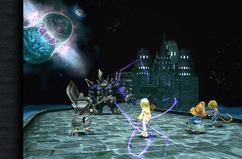 Final Fantasy IX out on Switch, Xbox and PC