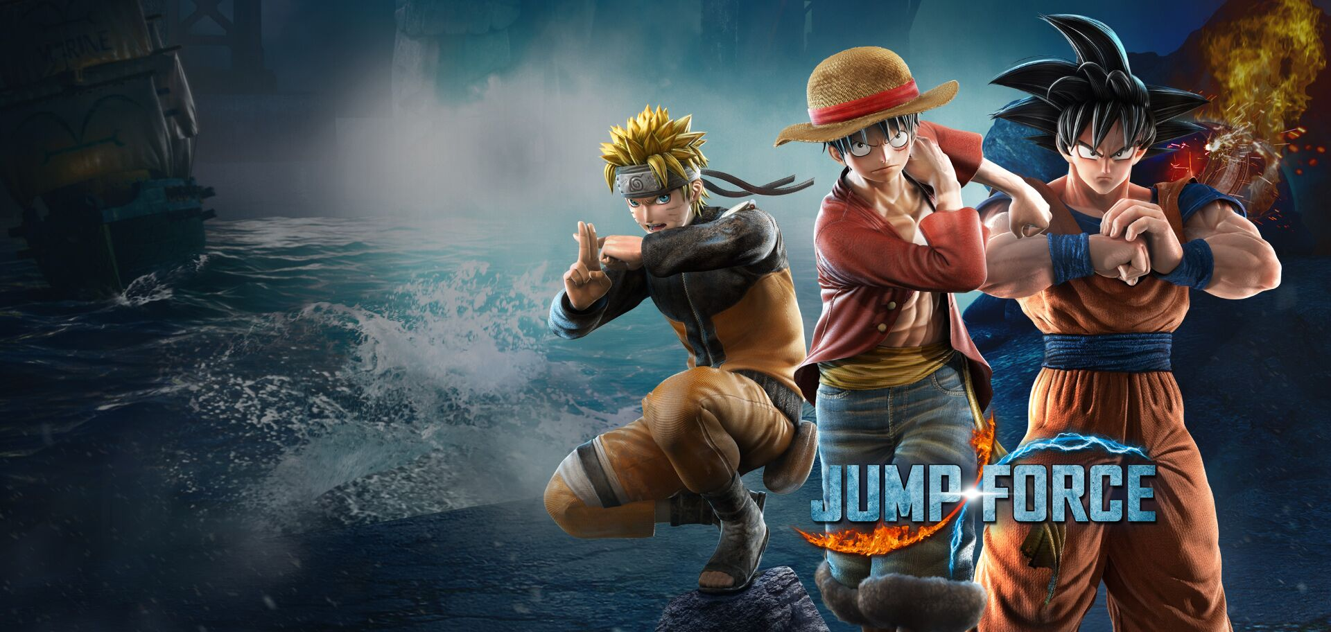 Jump Force Review: A Manga Fighter That Doesn't Quite Pack