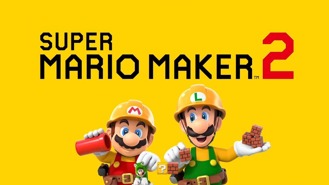 Super Mario Maker 2 builds onto Nintendo Switch this June