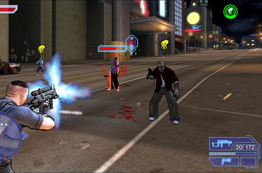 Crackdown free on Xbox One Backward Compatibility