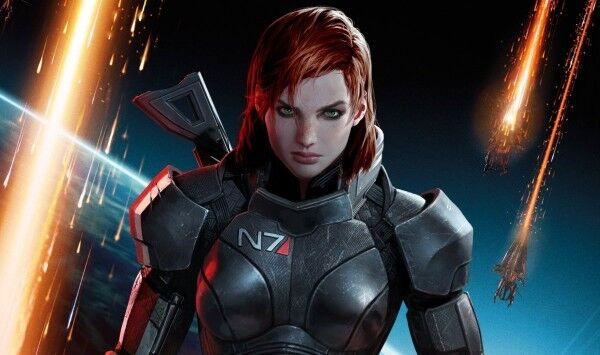Did BioWare just hint at a Mass Effect trilogy remaster?