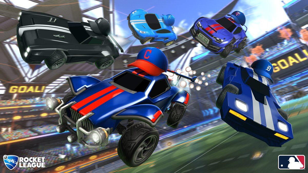 Rocket League: MLB package released with several new items