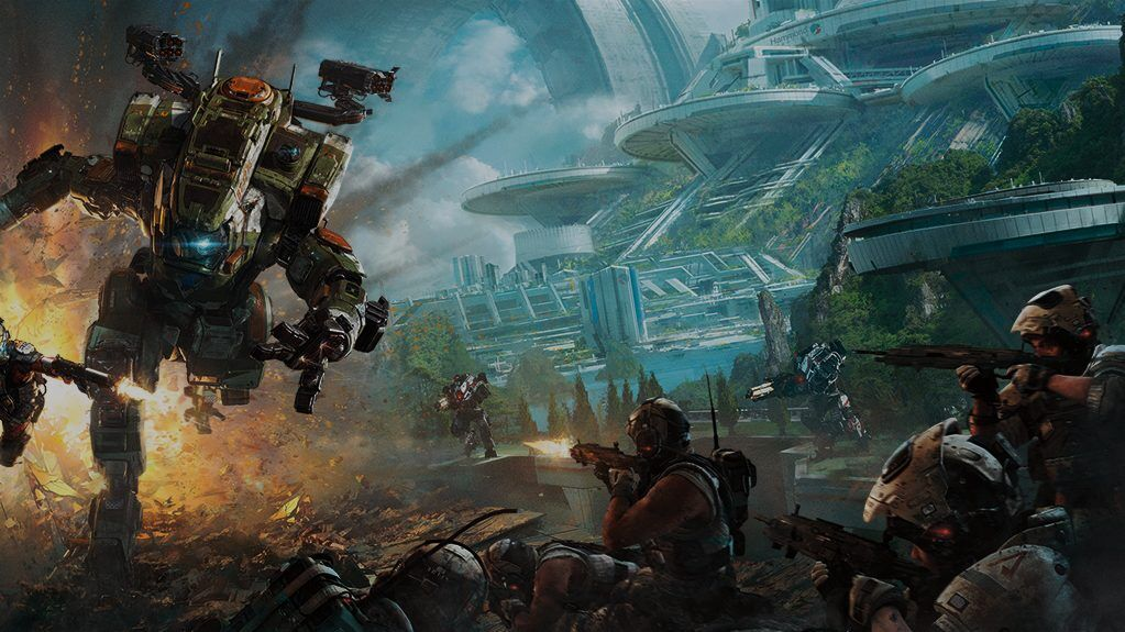 Respawn Entertainment pushes back Titanfall plans to focus on Apex Legends