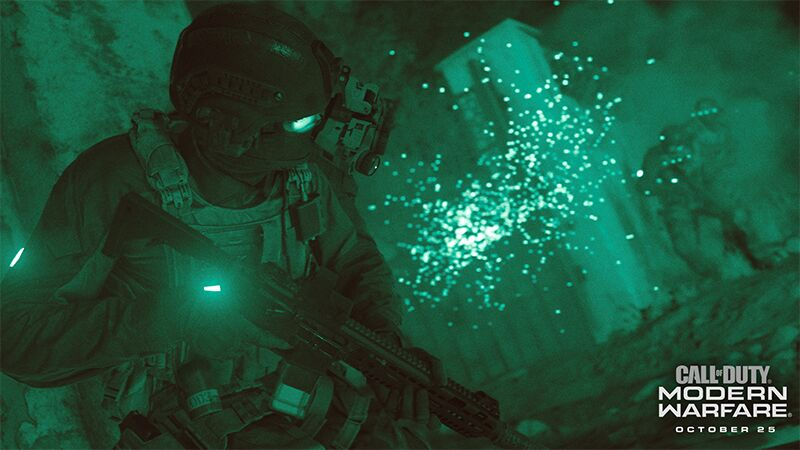 Call of Duty: Modern Warfare patch 1.08 hits the 725 Shotgun with another nerf