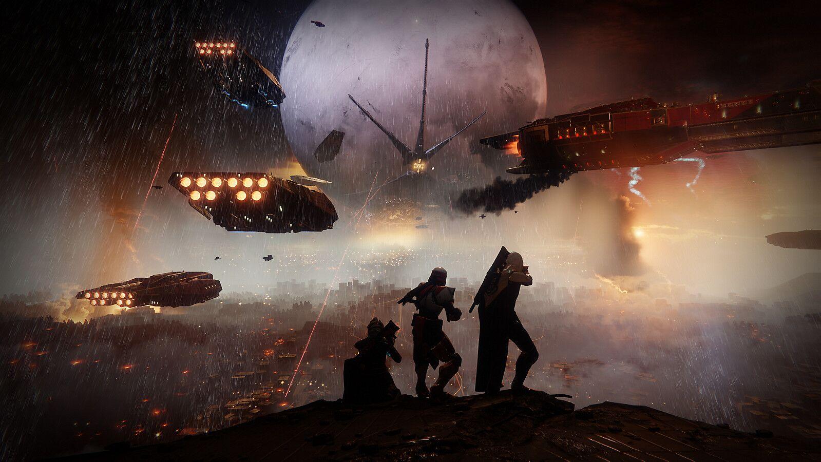 Bungie teases a 'new era' for Destiny 2