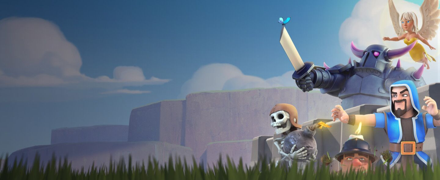 Clash Royale's Royal Ghost is coming to Clash of Clans for Clash-O-Ween
