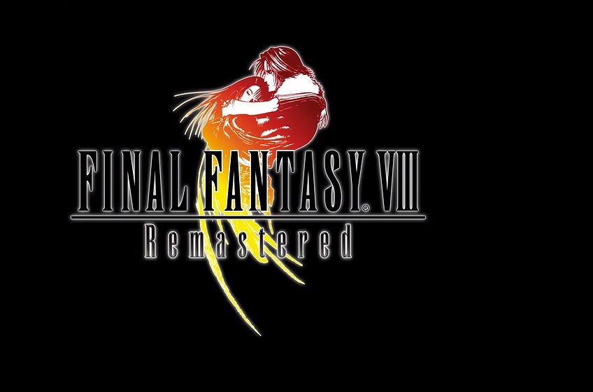 Final Fantasy VIII remastered looks like an old PC port, coming this
