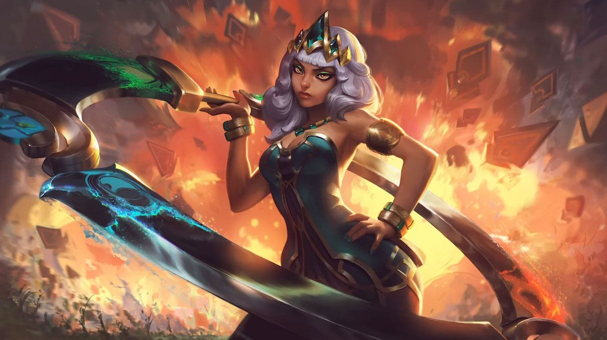League Of Legends Debuts True Damages Single Giants And