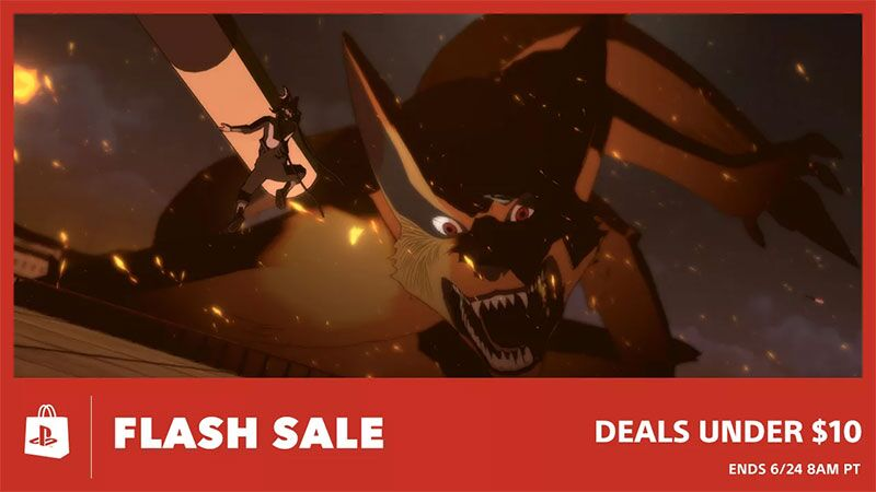 PlayStation Store Flash Sale discounts hundreds of PS4, PS3 and Vita games