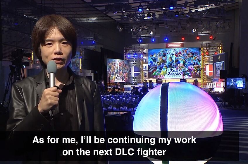 Smash Bros  Ultimate's next DLC fighter set for E3 2019 Nintendo Direct