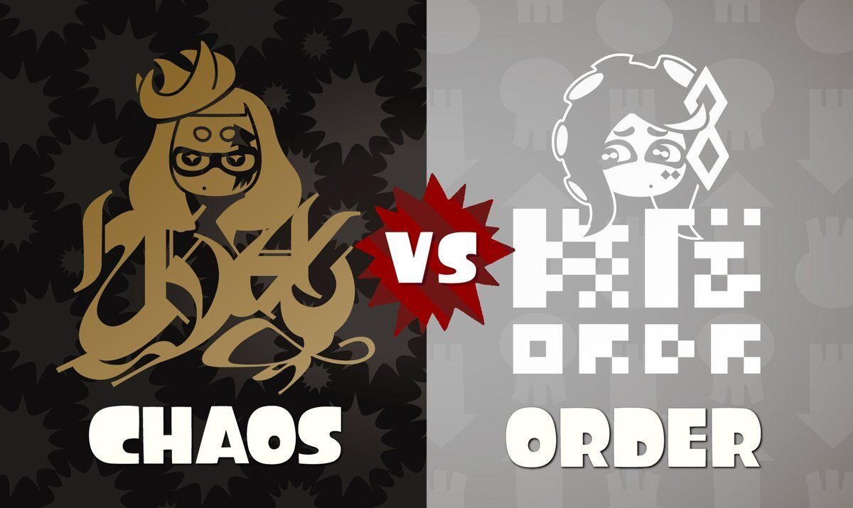 Splatoon 2's final Splatfest pits chaos vs. order in the ultimate matchup
